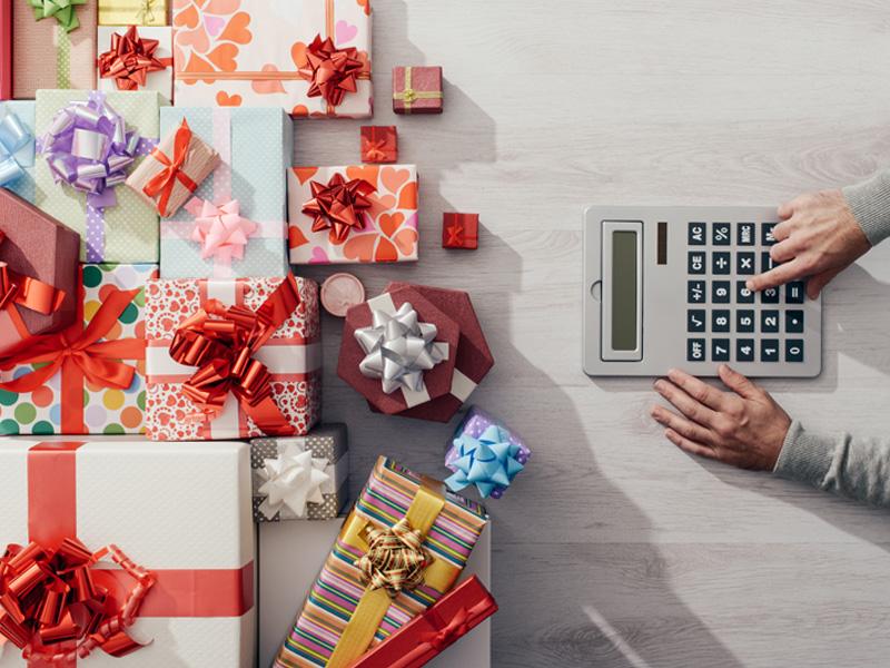Koľko v priemere stoja na Slovensku Vianoce?